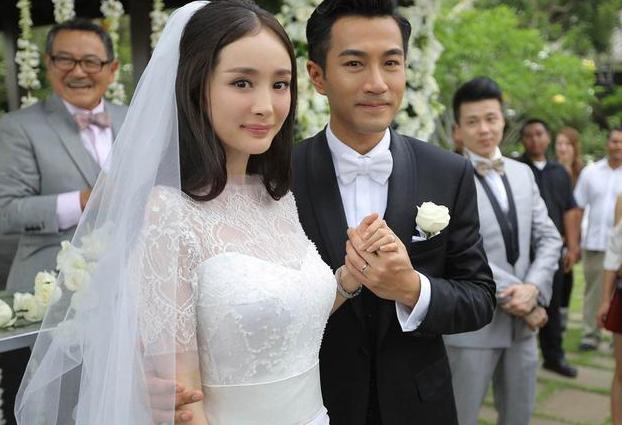 杨幂刘恺威离婚