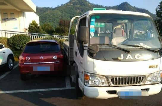 货车能停轿车车位吗 男子因为这个停车习惯赔了45万元