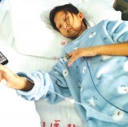 43斤女大学生吴花燕离世 长期营养不良眉毛掉光